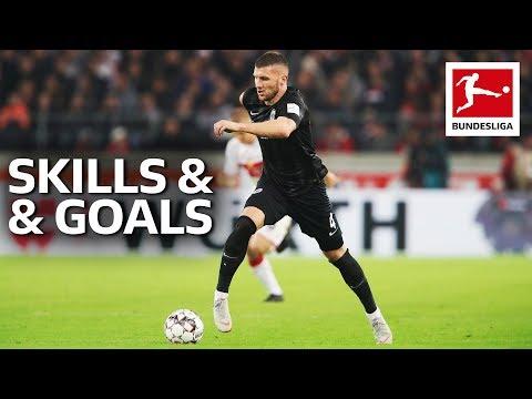 Ante Rebic - Magical Skills & Goals
