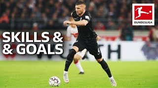 Ante Rebic - Magical Skills & Goals