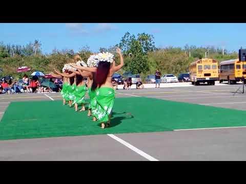 FestPac 2016 Guam - Cook Islands