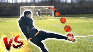 Das BATTLE der BESTEN TORHÜTER auf YouTube (ft.Football4Broz)