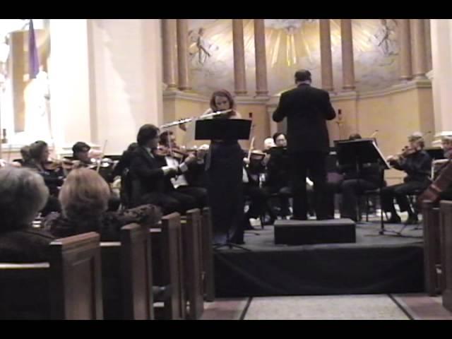 Mozart Concerto No. 1 in G Major, Adagio ma non troppo