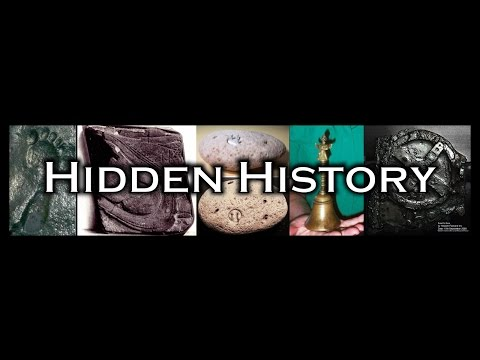 Hidden History of the Human Race - Author's Tour - Interviews with Michael Cremo