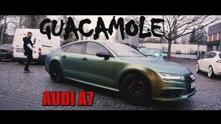 Audi RS 7 oder doch der  A7 Guacamole ?? Dezent und Auffällig      Folienprinz