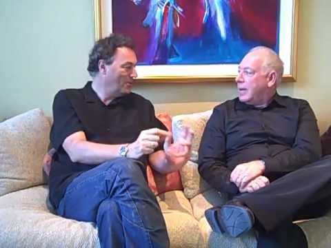 Futurists Dr. James Canton and Gerd Leonhard Conversations