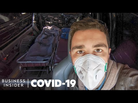 What It's Like Being A Funeral Director During The Coronavirus Pandemic