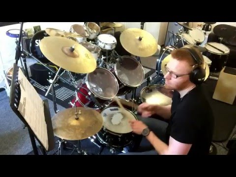 Sing For Absolution - Trinity Rock and Pop Drums Grade 2