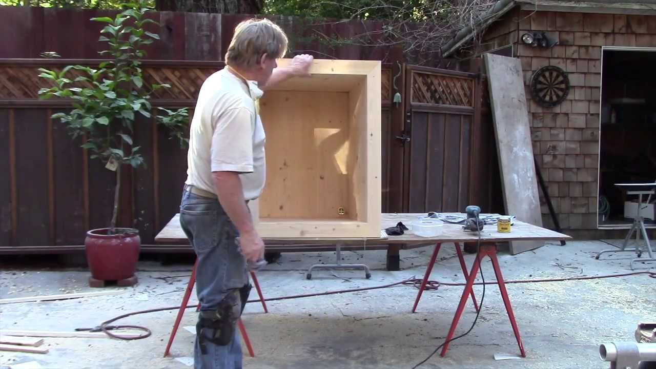 DIY Japanese Soaking Tub Made From Recycled Lumber YouTube - Japanese soaking tub