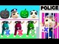 Johny Johny - Yes Papa! Knock Knock - Trick or Treat: Baby Ghost Go Away + Baby Songs & Cartoons