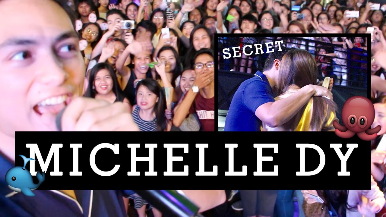 Meet and greet fans going crazy michelle dy and i have a secret meet and greet fans going crazy michelle dy and i have a secret kristyandbryce Image collections