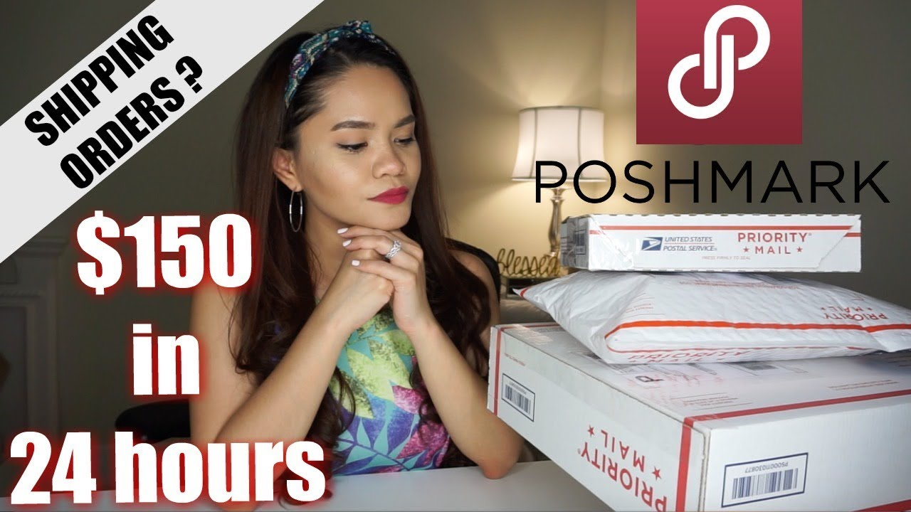 how to get 1 shipping on poshmark
