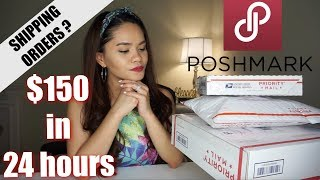POSHMARK : GUIDE FOR PACKING AND SHIPPING