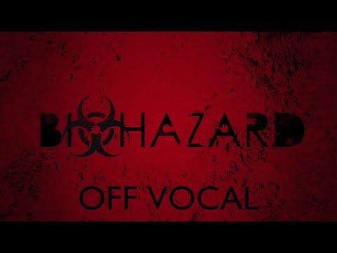 [Karaoke | off vocal] Bi☣hazard [CrusherP]