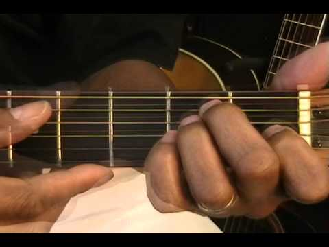 How To Play Avril Lavigne Chad Kroeger LET ME GO Guitar Lesson Part One Intro