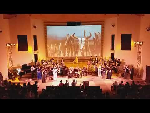 O Bem Amado | Recital O Salmista e o Poeta - Coro Sinfônico STBNB 2019.1