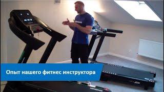 постер к видео Беговая дорожка сколько нужно бегать чтобы похудеть. Опыт нашего фитнес инструктора.