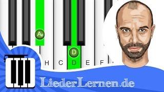 Selig - Ohne Dich - Klavier lernen - Musiknoten - Akkorde