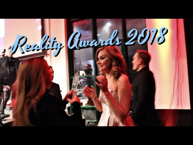REALITY AWARDS 2018 VLOG