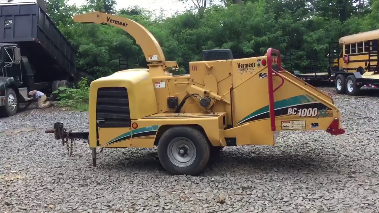 2006 VERMEER BC1000XL For Sale