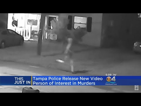 'We Need Names, Not Speculation': Tampa PD On New Video In Tampa Killings