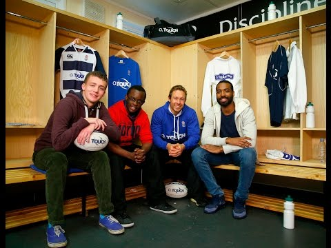 Jonny Wilkinson & O2 Think Big - The power of grassroots support
