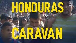 Trump Threatens Military Enforcement at Border as Caravan of Honduran Migrants Nears