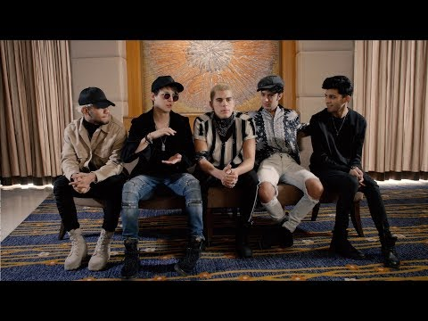 Getting To Know CNCO (MTV Meets)