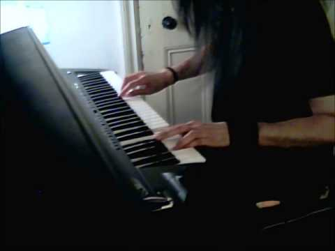 Aye Jazba E Dil Instrumental On Keyboard
