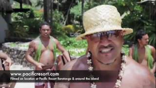 Cook Islands MUSIC VIDEO: Clap Ya Hands - King Kapisi (on location at Pacific Resort Rarotonga)