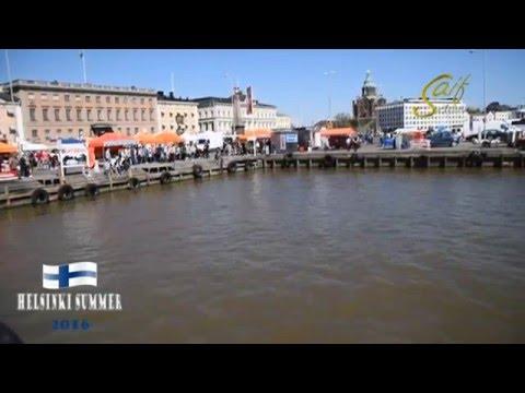 Helsinki Summer 2016