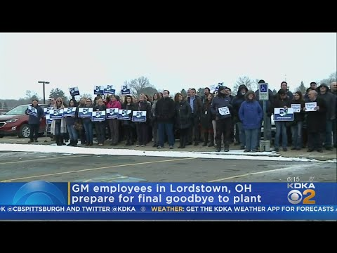 GM Employees Prepare For Final Goodbye To Lordstown Plant