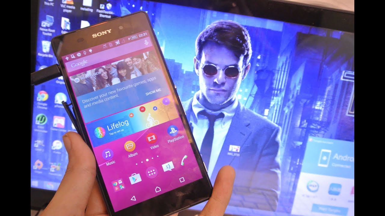How To Update Sony Xperia Z2 On OFFICIAL Android 5 1 1 Lollipop HD