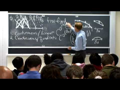 Lec 19 | MIT 18.085 Computational Science and Engineering I, Fall 2008