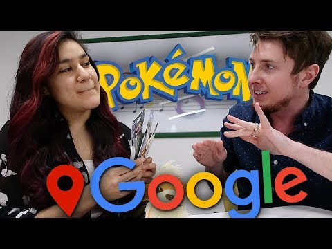 GOOGLE OFFICE TAKEOVER! Pokemon Pack Battle Vs. RealBreakingNate