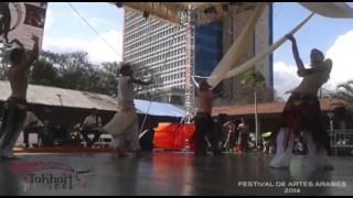 Takhart Project - Festival de Artes Árabes 2014
