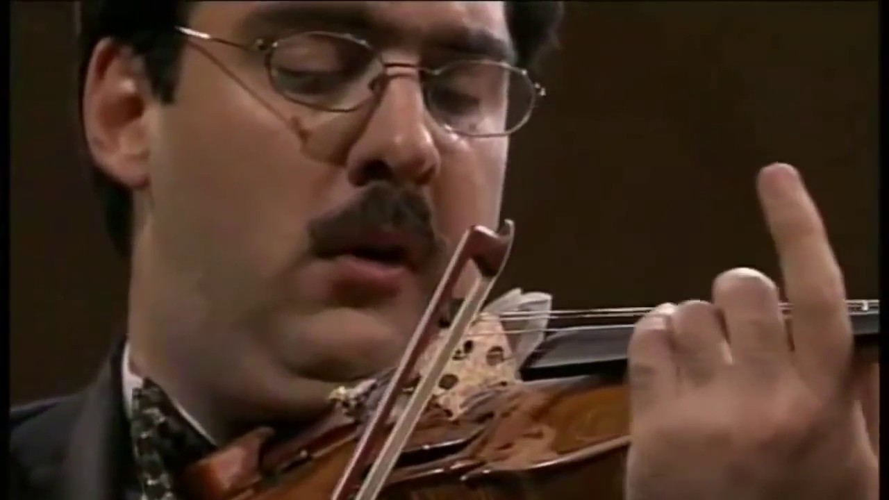 The Top Ten Greatest Violin Concertos ~ The Imaginative