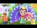 Top 25 Hindi Rhymes for children | Nani Teri Morni ko Mor Le gaye | Hindi baby Songs by jugnu kids
