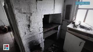 Заброшенные уральские деревни(Видеоновости РИА
