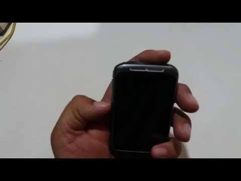 How To Hard Reset HTC Wildfire S-A510E | Pattern Lock Remove | Phone Unlock