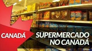 Compras em Supermercado de Vancouver, Canada