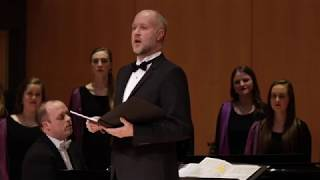 """I'll Be On My Way"" by Shawn Kirchner; BYU Singers, Andrew Crane conductor"