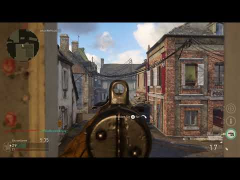WWII Gameplay Team Deathmatch First one #1