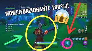 GLITCH Fortnite: Venha ir no PRINCIPAL ISOLA de FORTNITE com o TELEFONO CREATIVE!