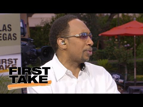 Stephen A. on Bengals coach Marvin Lewis | First Take | ESPN