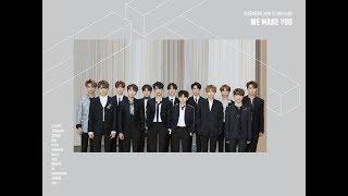 [TEASER] SEVENTEEN JAPAN 1ST MINI ALBUM「WE MAKE YOU」CARAT盤 Blu-ray