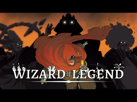 Wizard of Legend Gameplay Impressions - Awesome New Wizard Action!