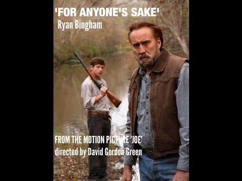 """Ryan Bingham """"For Anyone's Sake"""""""
