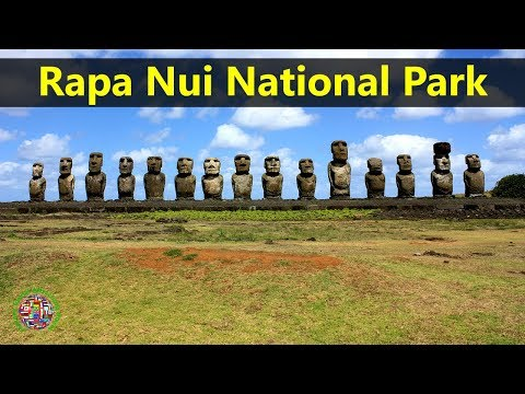 Best Tourist Attractions Places To Travel In Chile | Rapa Nui National Park Destination Spot