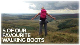 Simply Hike's Top 5 Walking Boots - www.simplyhike.co.uk