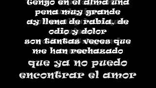 """La leyenda y genitallica """"yo me voy con cualquiera"""" letra 2012"""