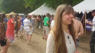 Living Village Festival Dalfsen 2017. Lekker dansen.